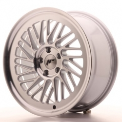 Japan Racing JR27 - 18x8,5 Silver Mach