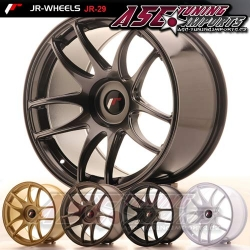Japan Racing JR29 - 19x11 ET15-30 4x100 - 5x120