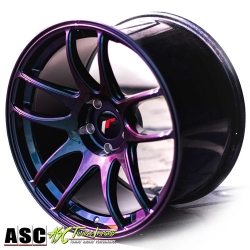 Japan Racing JR29 Magic Purple - 19x11 ET15-30 4x100 - 5x120