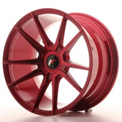 Japan Racing JR21 - 18x9,5 Platinum Red