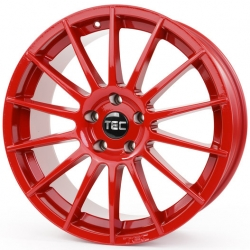 TEC Speedwheels alu kolo AS2 Rot - 18x8