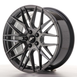Japan Racing JR28 - 17x8 ET35 5x100 Hyper Black