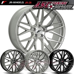 Japan Racing JR28 - 17x8 ET25-40 4x100 - 5x120