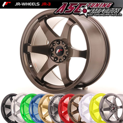 Japan Racing JR3 - 18x8 ET35 - 40 4x100 - 4x114,3 a 5x100 - 5x120 - kopie