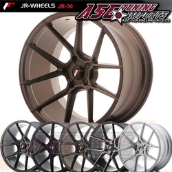 Japan Racing JR30 - 19x9,5 ET35-40 5x100 - 5x120 - kopie