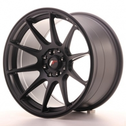 Japan Racing JR11 - 17x9,75 ET30 5x100/114,3 - kopie, barva Matt Black