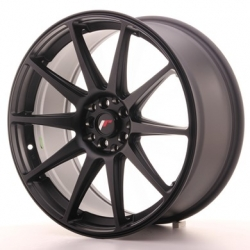 Japan Racing JR11 - 19x8,5 ET40 5x112/114,3 - kopie, barva Matt Black