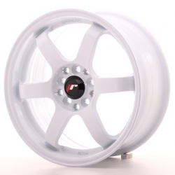 Japan Racing JR3 - 16x7 ET40 5x100/114,3, barva White