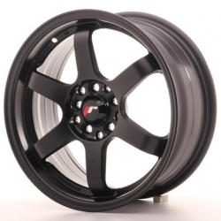 Japan Racing JR3 - 16x7 ET40 5x100/114,3, barva Matt Black