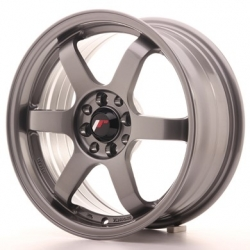 Japan Racing JR3 - 16x7 ET40 5x100/114,3, barva Matt GM