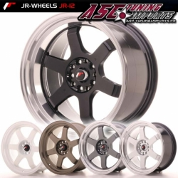 Japan Racing JR12 - 17x9 ET25 4x100/114,3