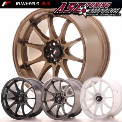Japan Racing JR5 - 18x9,5 ET22 5x100/114,3
