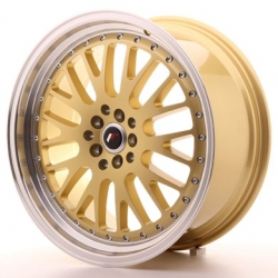 Japan Racing JR10 - 19x8,5 ET35 5x100/120, barva Gold