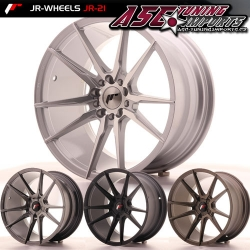 Japan Racing JR21 - 18x8,5 ET30 - 40 4x100 - 4x114,3 a 5x100 - 5x120