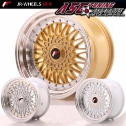 Japan Racing JR9 - 18x9 ET40 4x100 - 4x114,3 a 5x100 - 5x120
