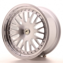 Japan Racing JR10 - 18x8,5 ET20-40 4x100 - 4x114,3 a 5x100 - 5x120 Mach Silver