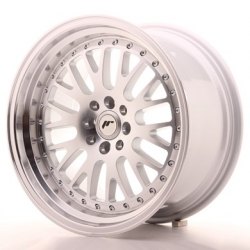 Japan Racing JR10 - 17x9 ET25 4x100/108 Mach Silver
