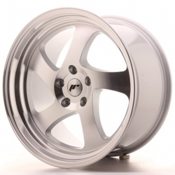 Japan Racing JR15 - 19x10 Mach Silver