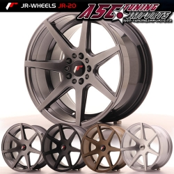 Japan Racing JR20 - 20x10 ET20 - 40 5x108 - 5x130