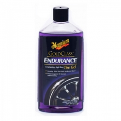 Meguiar's Endurance High Gloss Tire Gel - lesk na pneumatiky (473 ml)
