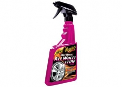Meguiar's Hot Rims All Wheel & Tire Cleaner - čistič na kola a pneumatiky (710 ml)