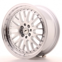 Japan Racing JR10 - 17x8 ET20 4x100/108 Mach Silver