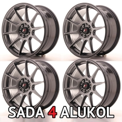 Japan Racing JR11 - 17x8,25 ET35 5x100/114,3 -SADA 4 ALUKOL