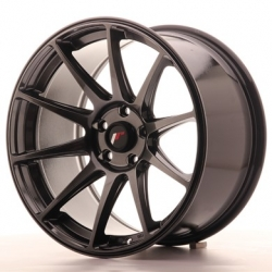 Japan Racing JR11 - 18x9,5 ET30 5x120 Dark Hiper Black