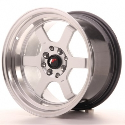 Japan Racing JR12 - 16x9 ET20 4x100/108 Hiper Silver