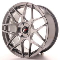 Japan Racing JR18 - 18x8,5 ET45 5x100 - 5x120 Hiper Black
