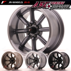 Japan Racing JR19 - 15x8 ET0 4x100/114,3