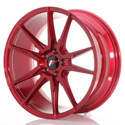 Japan Racing JR21 - 19x8,5 ET35 5x120 Platinum Red