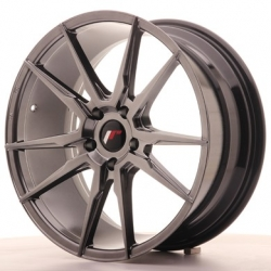 Japan Racing JR21 - 19x8,5 ET40 5x112 Hiper Black