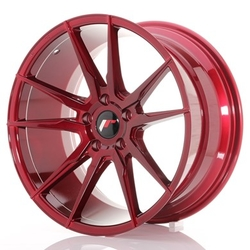 Japan Racing JR21 - 19x9,5 ET35 5x120 Platinum Red