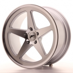 Japan Racing JR24 - 19x9,5 Silver Mach