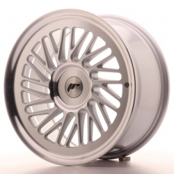 Japan Racing JR27 - 18x8,5 Blank Silver Mach