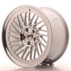 Japan Racing JR27 - 18x9,5  Silver Mach