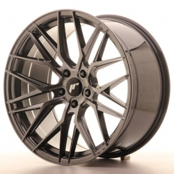 Japan Racing JR28 - 20x10 Hyper Black