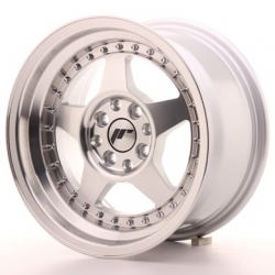 Japan Racing JR6 - 15x8 ET5 4x100/114,3 Mach Silver