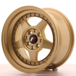 Japan Racing JR6 - 15x8 ET25 4x100/108 Gold