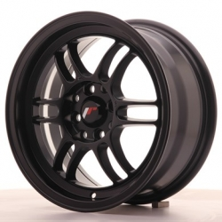 Japan Racing JR7 - 15x7 ET38 4x100/114,3 Matt Black