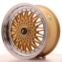 Japan Racing JR9 - 17x7,5 Gold