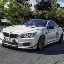 Prior Design wide bodykit PD6XX - BMW 6 F06 / M6 Gran Coupe
