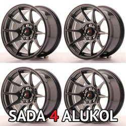 Japan Racing JR11 - 17x8,25 ET35 5x100/114,3 - SADA 4 ALUKOL - kopie
