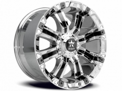 RPB Chrome Black 94R alu kolo pro Dodge RAM - 20x9 6x139.7 ET10
