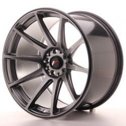 Japan Racing JR11 - 19x11 ET25 5x114,3/120, barva Hiper Black
