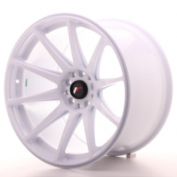 Japan Racing JR11 - 19x11 ET25 5x114,3/120, barva White