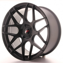 Japan Racing JR18 - 20x10 ET20 - 40 5x108 - 5x120, barva Matt Black