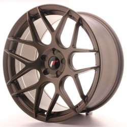 Japan Racing JR18 - 20x10 ET20 - 40 5x108 - 5x120, barva Bronze
