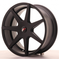 Japan Racing JR20 - 19x8,5 ET35 - 40 4x100 - 4x114,3 a 5x100 - 5x120, barva Matt Black